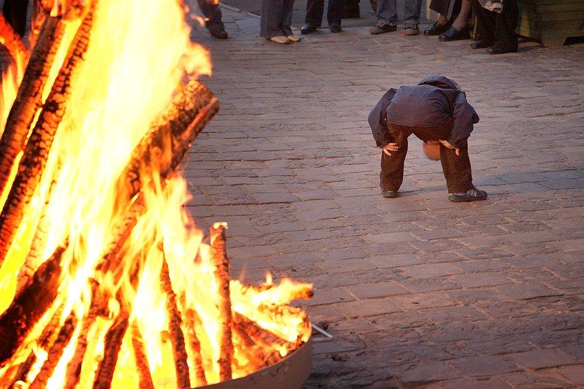 Święcenie ognia