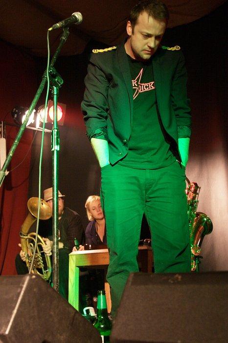 Czesław Śpiewa. Galeria Teatr From Poland 27.10.2008.