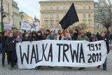Manifa w Krakowie