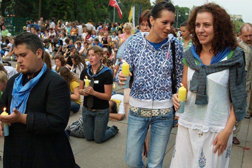 Pielgrzymki 2008