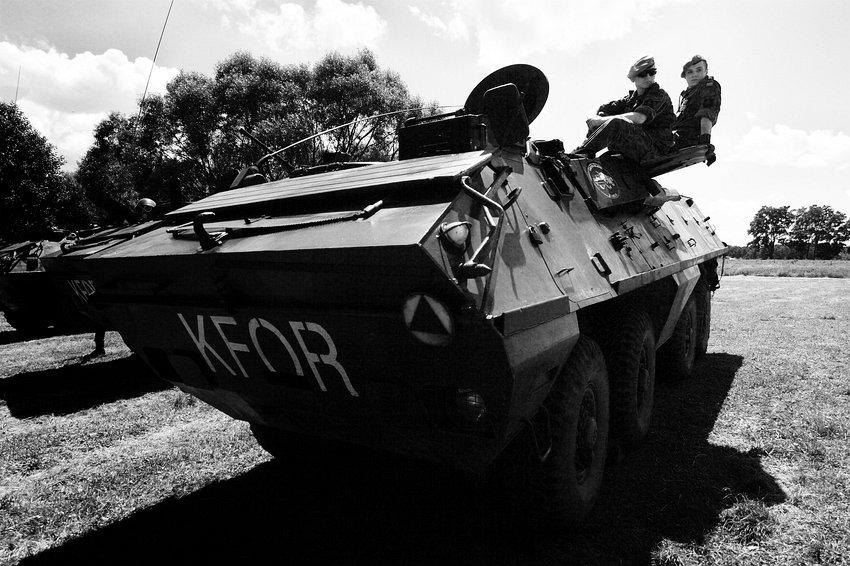 Pojazdy militarne – Kryptonim Grupa Śląsk