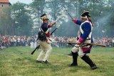 Zamek Chudów - wojny napoleońskie